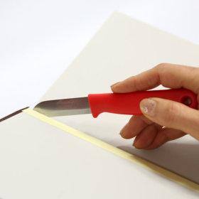책 보수 칼