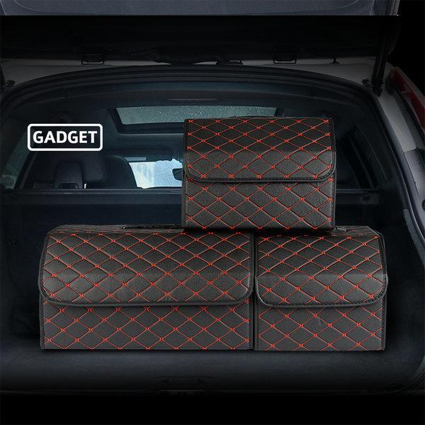 트렁크정리함 접이식 자동차정리함 GB2000 S 레드 상품이미지
