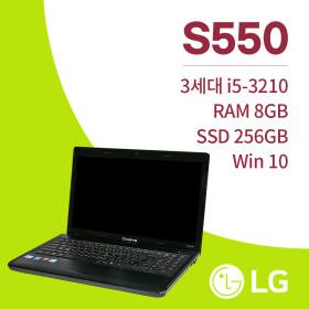 게이밍 노트북 이벤트 S550  WIN10 SSD 256GB RAM 8GB