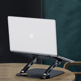 PL2 알루미늄 접이식 태블릿 노트북거치대 받침대