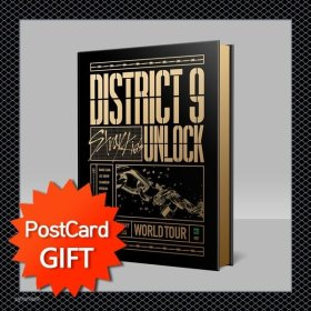 {엽서증정}(DVD) 스트레이 키즈 (Stray Kids) - World Tour (District 9 : Unlock) in SEOUL