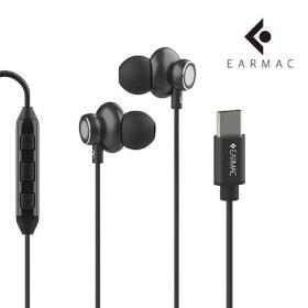 EARMAC 삼성 갤럭시 C타입 고음질 유선 이어폰
