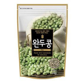 (1+1)완두콩_2KG 봉