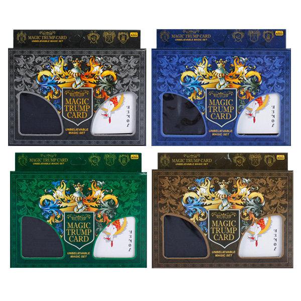 매직트럼프카드 카드마술 마술놀이 마술도구 마술트릭 상품이미지
