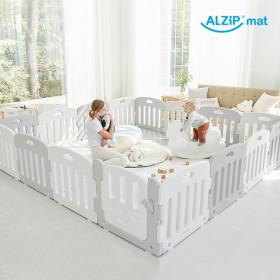 [알집매트] [알집] 베이비룸 200X120 확장형 14P (207X247X65cm)