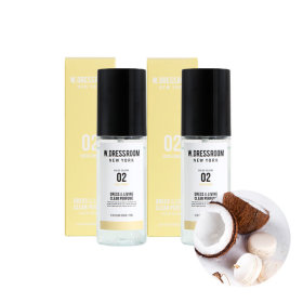 W.DRESSROOM Dress perfume No.02 Coco.Conut 70ml