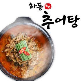 하동 추어탕 500g x 3팩 보양식 즉석식품