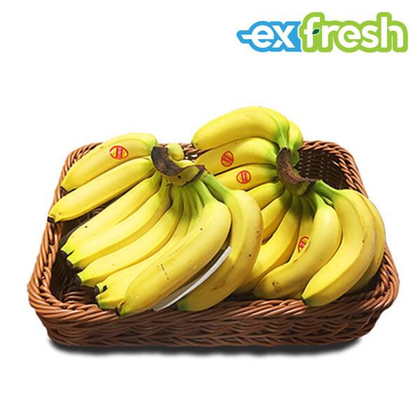 (현대Hmall) 익스프레쉬 고당도 바나나 6송이 13kg 내외 상품이미지