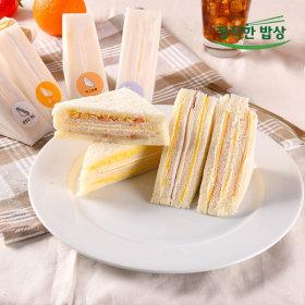 샌드위치 대만식 콘참치 샌드위치960g (80gx12개)