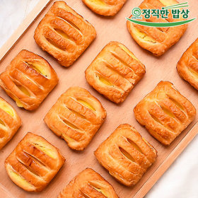 슈크림 파이 제과명가에서만든 미니 슈크림파이 24개입