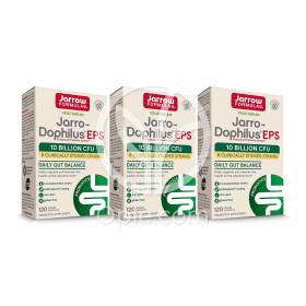 3개 Jarrow 50억 유산균 도피러스 EPS 120 베지캡슐 실온보관 프로바이오틱스 빠른직구