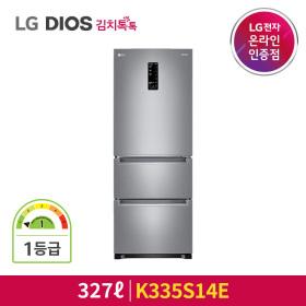 LG DIOS 김치톡톡 K335S14E 중복쿠폰 7%+카드할인 10%