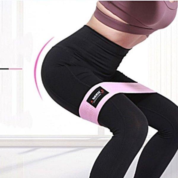 NEW 몸매관리 하체비만운동 스쿼트 밴드 상품이미지