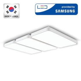 시스템 거실 6등 LED 150W 삼성칩 무상AS 2년