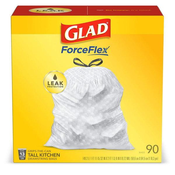 Glad 글래드 분리수거 재활용 쓰레기 봉투 49.2L 90개 상품이미지