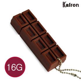 캐릭터 USB메모리 초콜렛 초코렛 초콜릿 선물 예쁜 16G