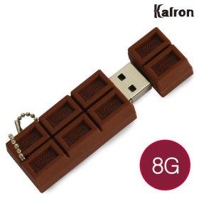 캐릭터 USB메모리 초콜렛 초코렛 초콜릿 선물 예쁜 8G