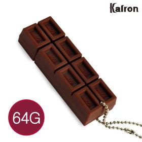 캐릭터 USB메모리 초콜렛 초코렛 초콜릿 선물 예쁜 64G