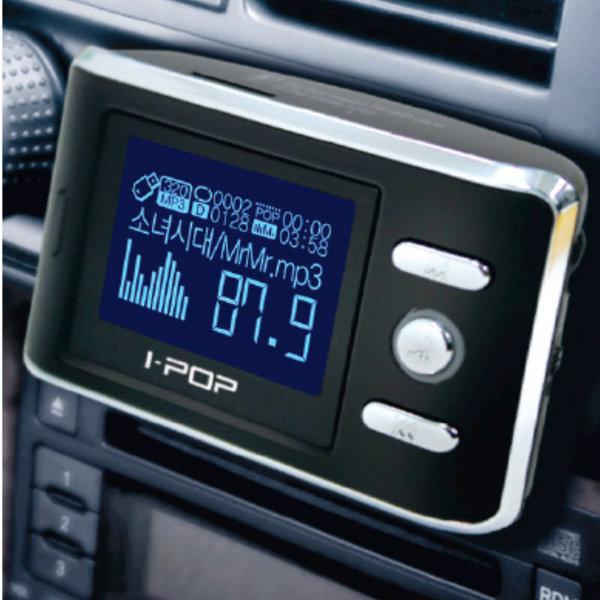 스마트MP3  무선카팩 외부기기 사운드 플레이 카팩YKM 상품이미지