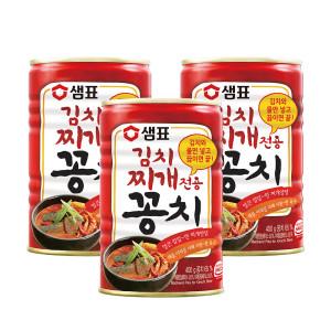 김치찌개전용 꽁치 400gx4개