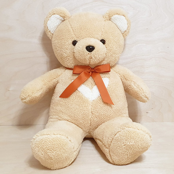 뉴 반달곰 60cm 귀여운 곰돌이 인형 베이지 상품이미지