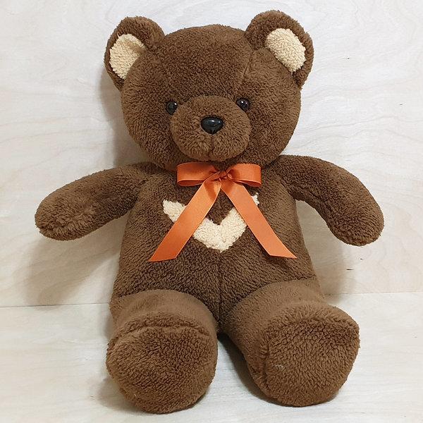 뉴 반달곰 60cm 귀여운 곰돌이 인형 초코브라운 상품이미지