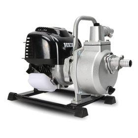 헤파 고급 1인치 소형 엔진 양수기 물펌프  4행정