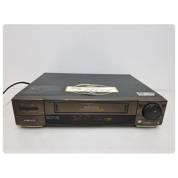 삼성 비디오 SV-7200D VTR VHS 소품 카페 부품용 05 상품이미지