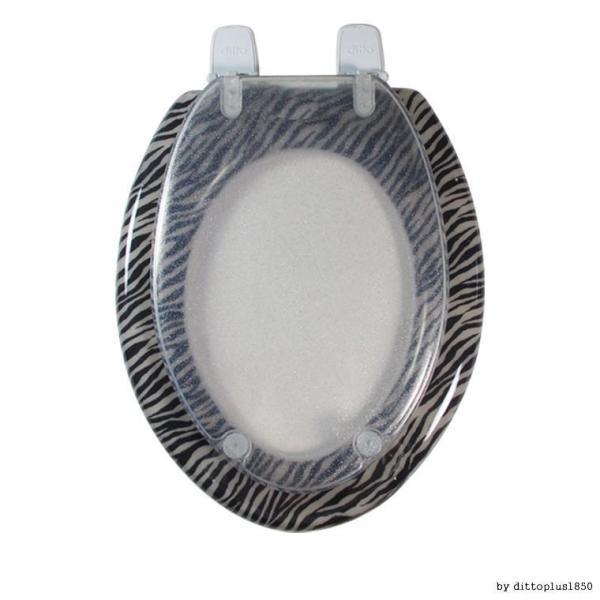 디토 변기커버 지브라 o형 중대형 화사한 변기시트 상품이미지