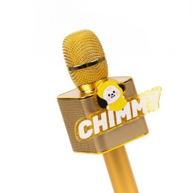 BABY BT21 Bluetooth Karaoke Microphone CHIMMY Official Product