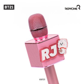 BABY BT21 Bluetooth Karaoke Microphone RJ Official Product