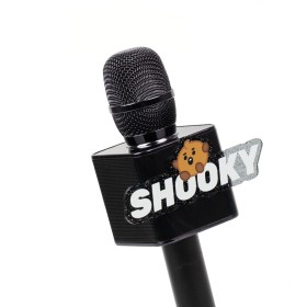 BABY BT21 Bluetooth Karaoke Microphone SHOOKY Official Product