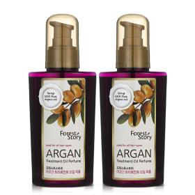 Argan Treatment Oil Perfume 120ml 1+1/ Hair Essense Hair Oil