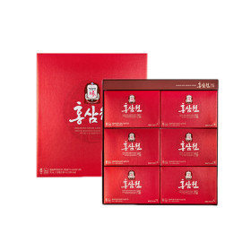 정관장 홍삼원 70ml 30포 선물세트 쇼핑백 포함
