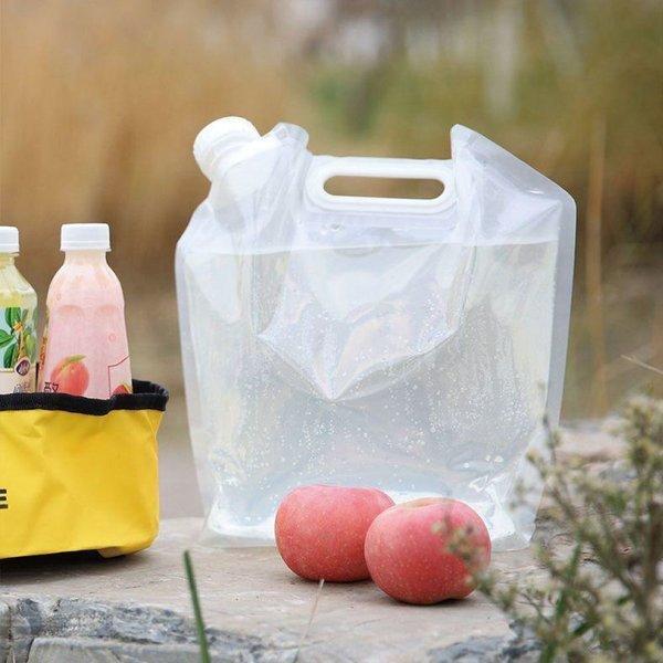 접이식 캠핑 물통 워터백 야외 휴대용 가성비갑 상품이미지