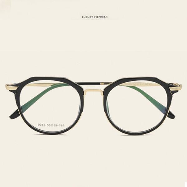 안경 싸다 세컨어라운드 메탈 합금 TR90 연예인 패션 상품이미지
