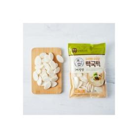 CJ)미정당우리쌀떡국떡700G