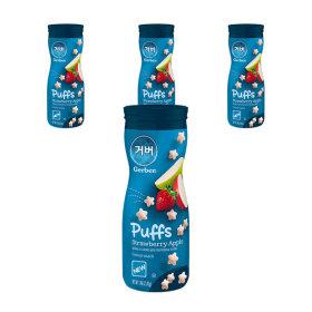 퍼프  딸기사과 3+1(총 4개)