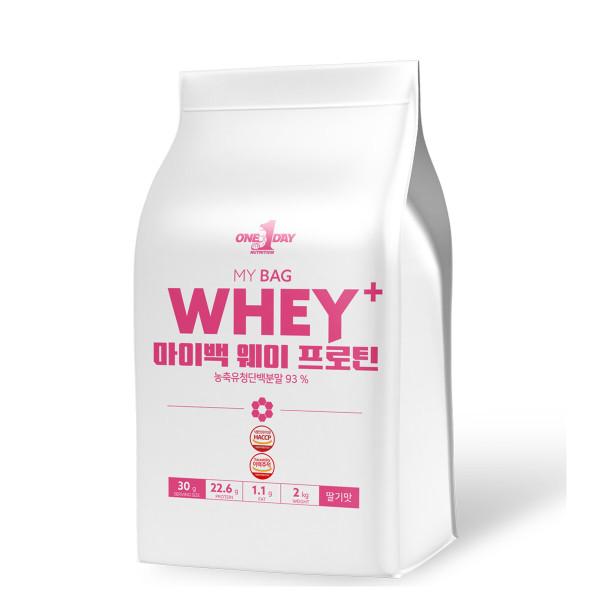 단백질 보충제 프로틴 유청 헬스 웨이 WPC 딸기 2kg 상품이미지