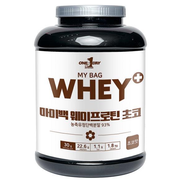단백질보충제 프로틴 유청 헬스 쉐이크 WPC 초코 1.8kg 상품이미지