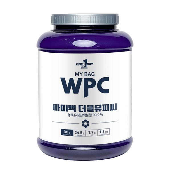 단백질보충제 프로틴 분말 유청 헬스 쉐이크 WPC 1.8kg 상품이미지
