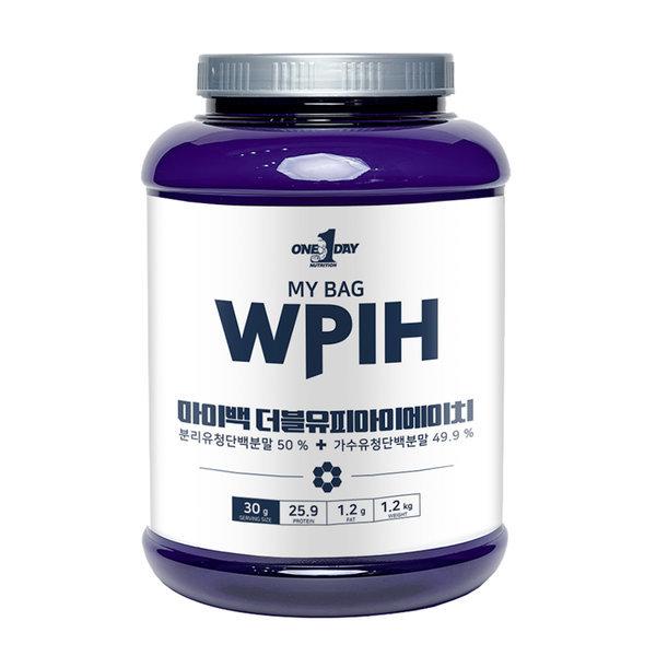 단백질보충제 프로틴 포대유청 헬스 쉐이크 WPIH 1.2kg 상품이미지