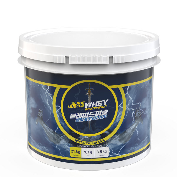 단백질보충제 프로틴 블레이드머슬웨이프로틴 5.127kg 상품이미지