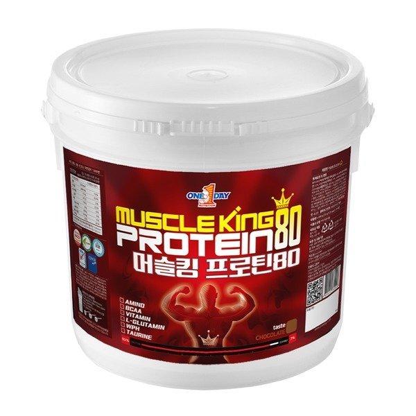 단백질보충제 프로틴 쉐이크 유청 헬스머슬킹 4kg 상품이미지