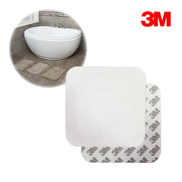 3M 욕실 미끄럼방지테이프 / 타일용 24x24 4장 상품이미지