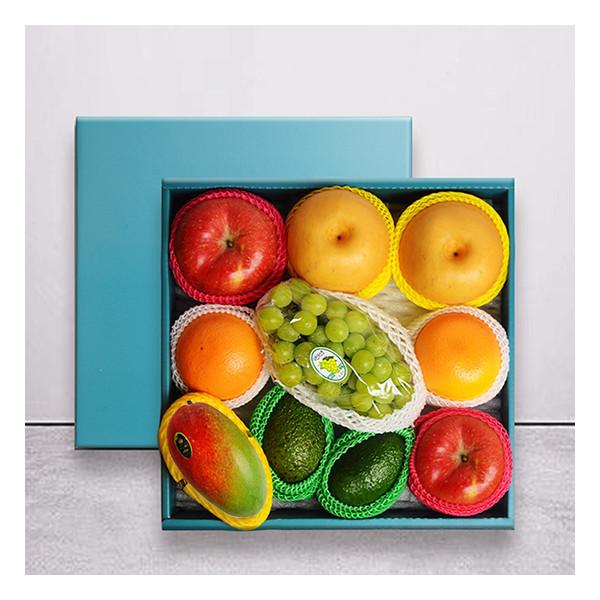 누리원  명작 과일선물세트 (사과2+배2+자몽2+아보카도2+망고1+샤인머스켓1) 상품이미지