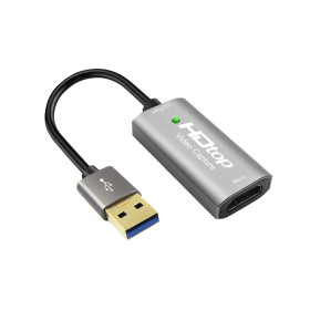 USB3.0 TO HDMI 4K60Hz 영상 캡처보드 15CM HT-3C009