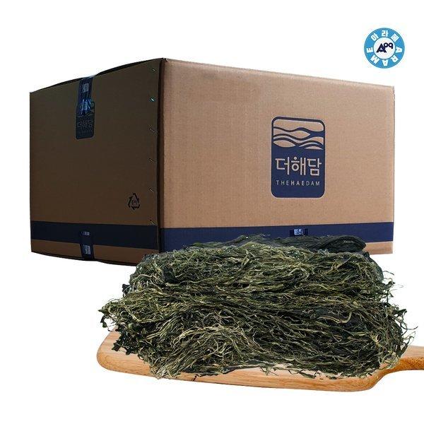 아라메 물에불려먹는 건미역줄기 5kg(해초나물) 상품이미지