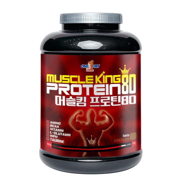 단백질보충제 프로틴 쉐이크 유청 헬스머슬킹 2kg 상품이미지