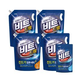 진드기 액체 세탁세제 2L 드럼용 리필 x 4개입(1BOX)